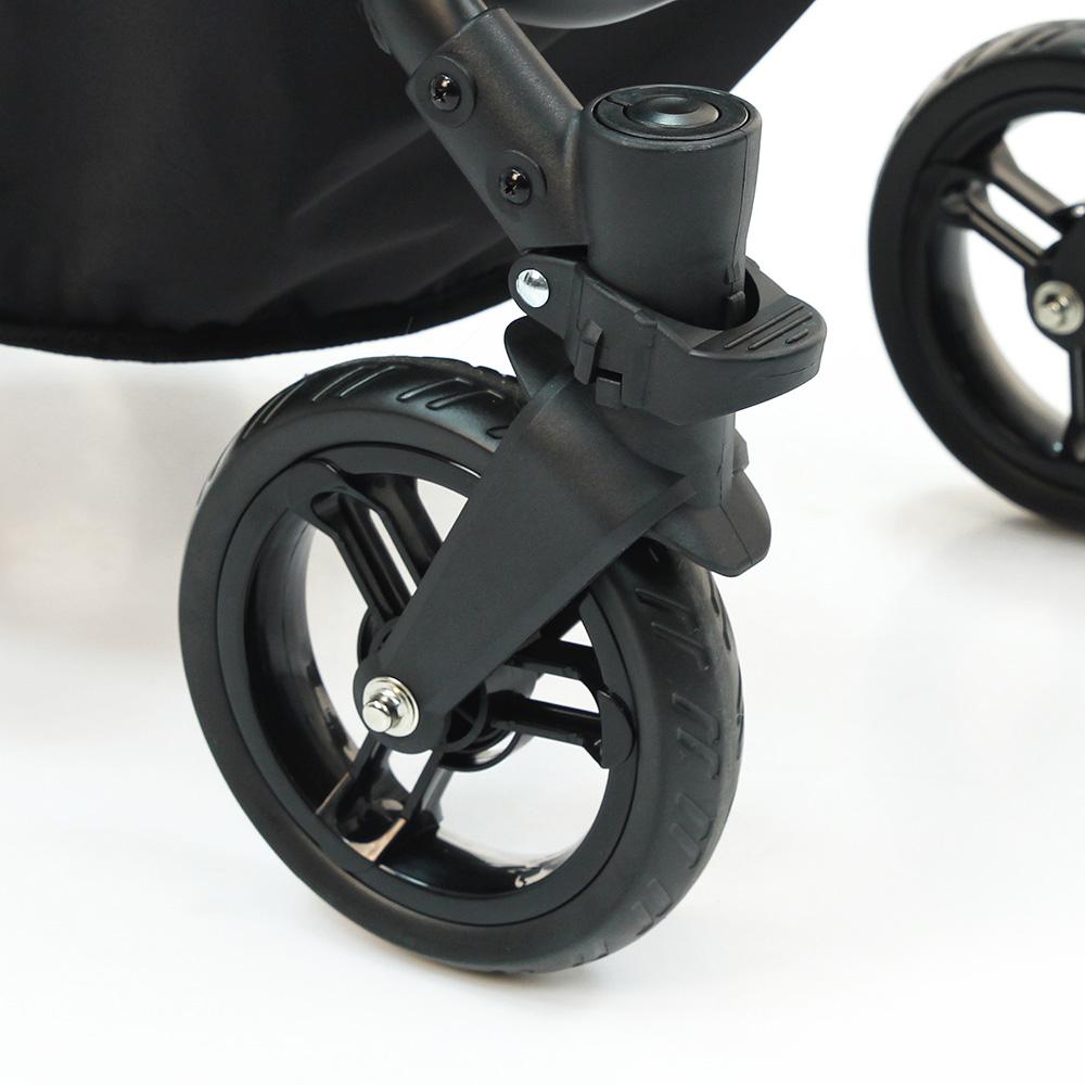 Маневренные передние колеса