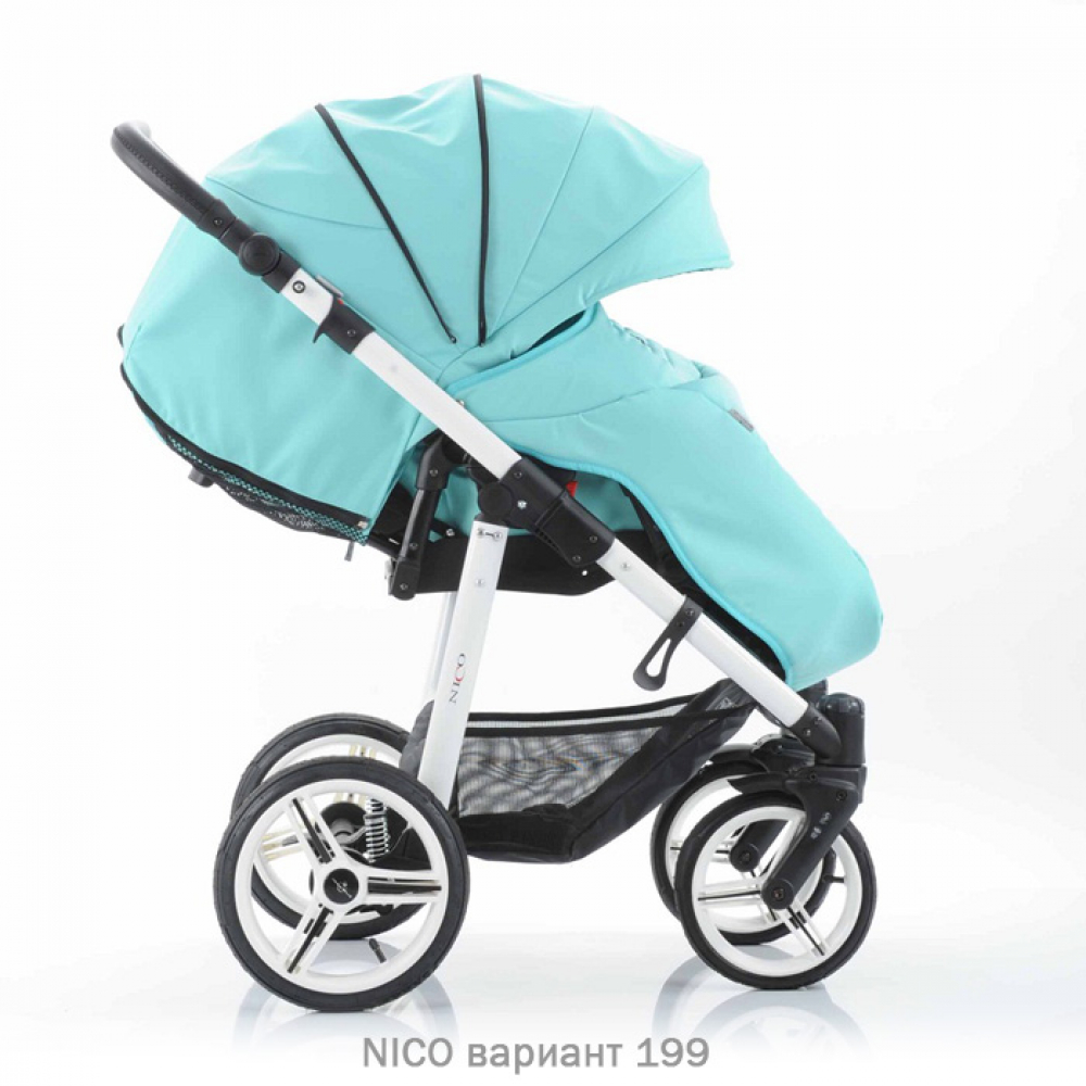 Прогулочная коляска NICO. Цвет 199 (голубой)
