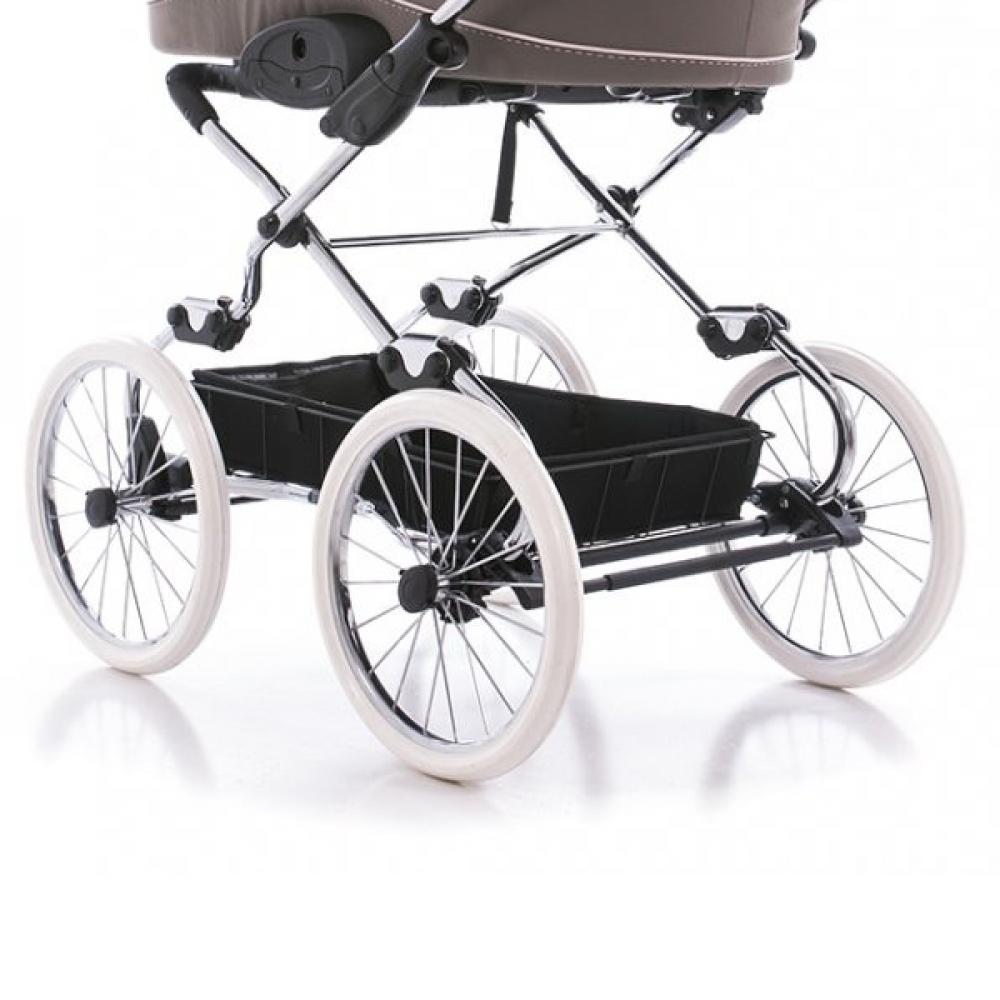Шасси Navington Caravel с колесами EVA (ненадувные)