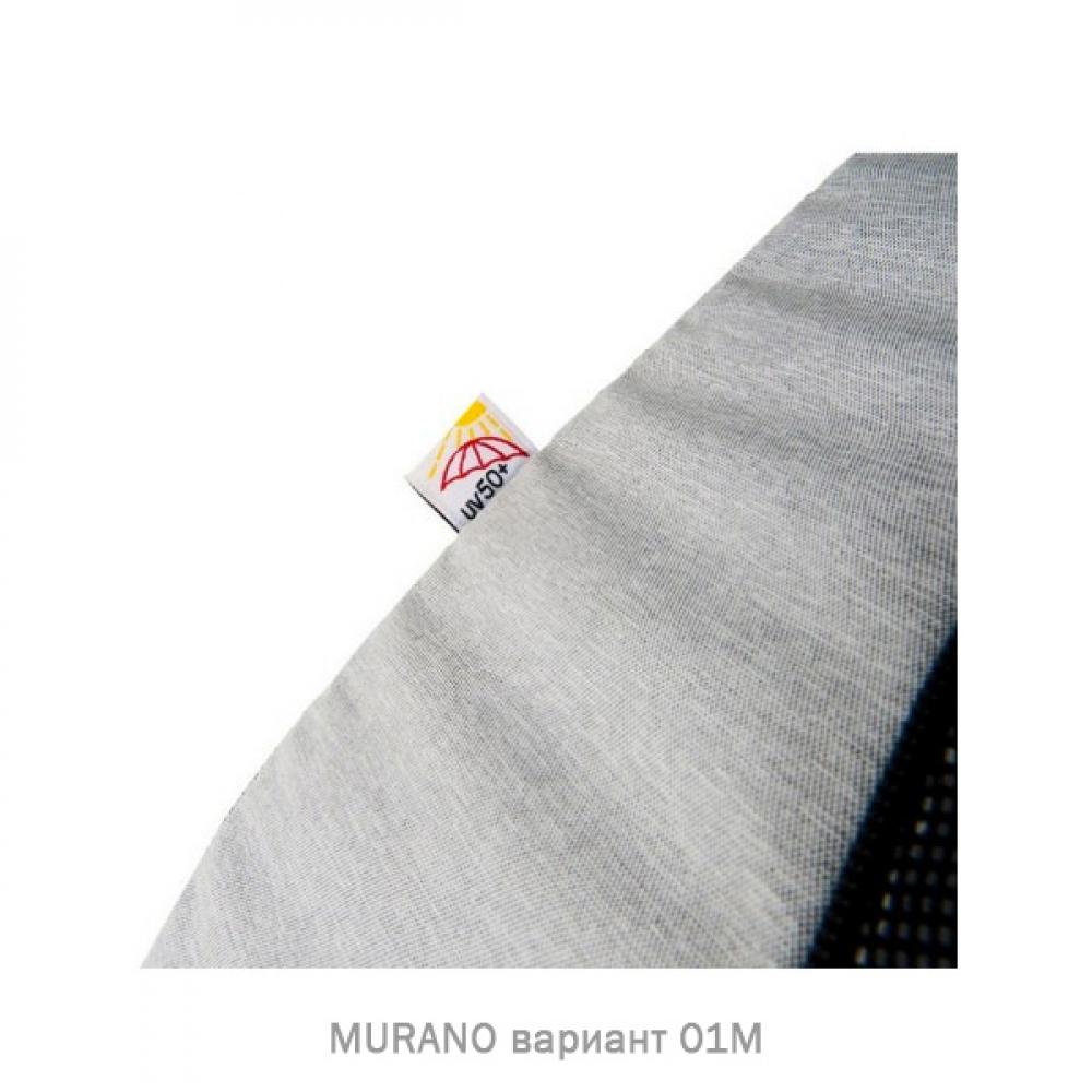 Материал коляски Bebetto Murano с фактором защиты от UV 50+