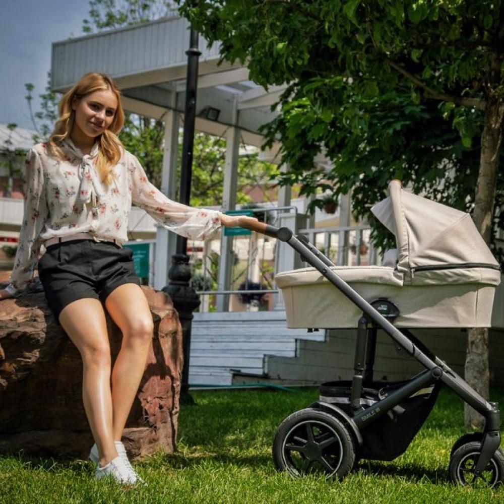 Прогулки с коляской Britax Roemer Smile III
