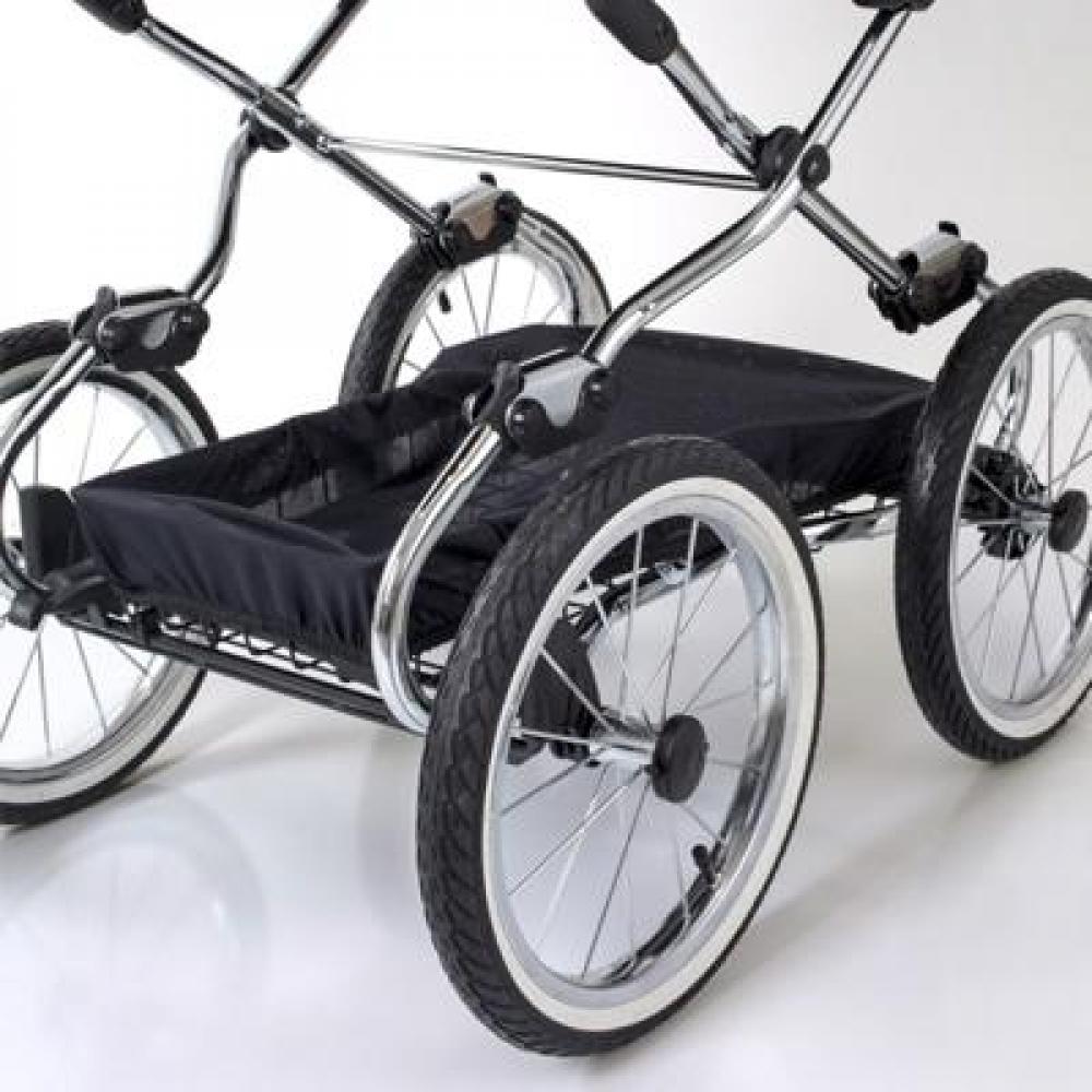 Шасси могут быть с колесами диаметром 30 или 35 см.