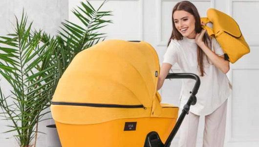 Отличие моделей колясок Tutis Viva Life 3 2020 VS Viva Life 2 2019