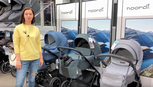 Сравнение всех моделей Noordi 2019 года