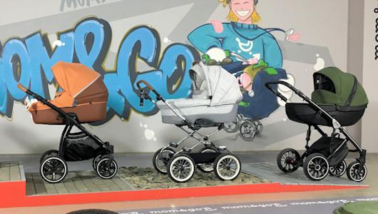 Сравнение ключевых характеристик колясок