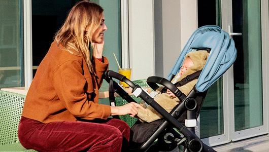 Какую коляску Bugaboo выбрать: Cameleon или Fox?