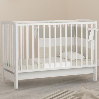 Кроватка Бьянка 120x60 с продольным маятником