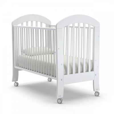 Кроватка на колесиках Чарли 120x60