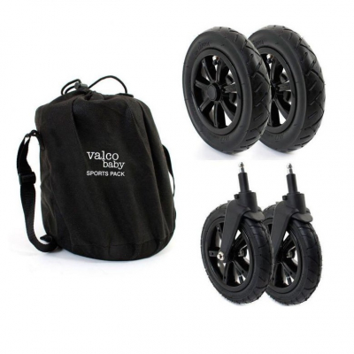Сменные надувные колеса Valco Baby