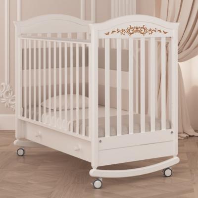 Кроватка-качалка Даниэль Люкс 120x60