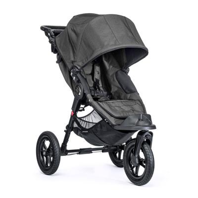 Трёхколёсная прогулочная коляска Baby Jogger City Elite