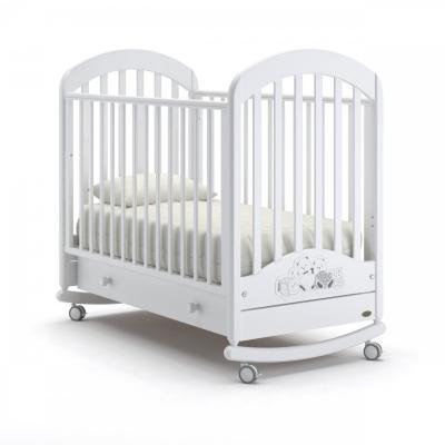 Кроватка-качалка Grano dondolo 120x60