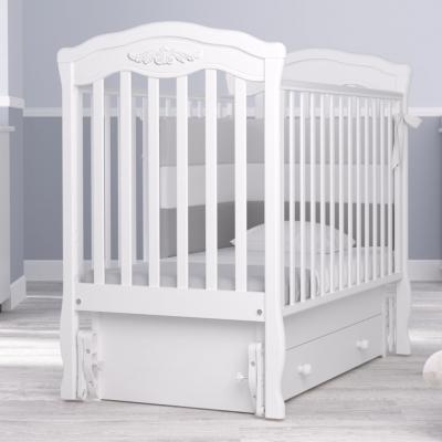 Кроватка Шарлотта 120x60 с универсальным маятником
