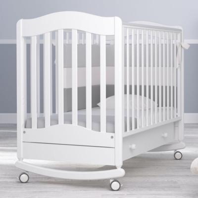Кроватка-качалка Ванечка 120x60