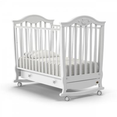 Кроватка-качалка Sorriso dondolo 120x60