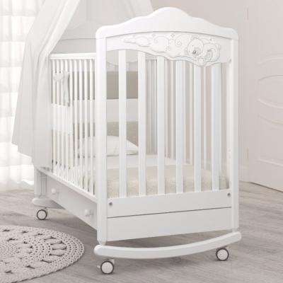 Кроватка-качалка Изабель 120x60
