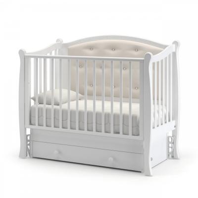 Кроватка Жанетт 120x60 с универсальным маятником