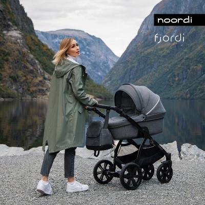 Коляска Noordi Fjordi 3 в 1 2022г