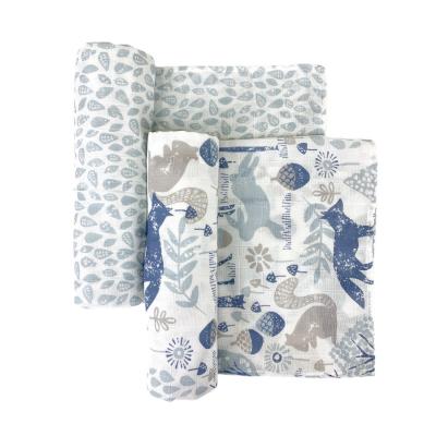 Комплект муслиновых пеленок Mom'Story Design