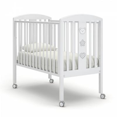 Кроватка на колесиках Дени люкс 120x60
