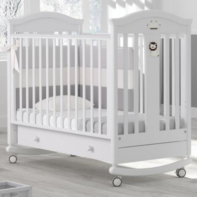 Кроватка-качалка Даниэль 120x60
