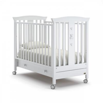 Кроватка на колесиках Fasto 120x60