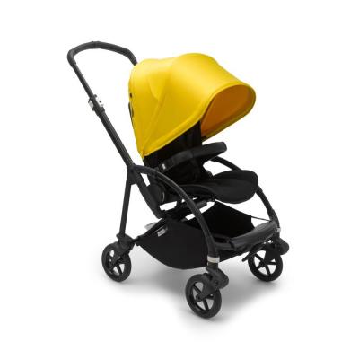 Прогулочная коляска Bugaboo Bee 6 Complete BLACK