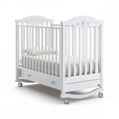 Кроватка-качалка Lusso dondolo 120x60
