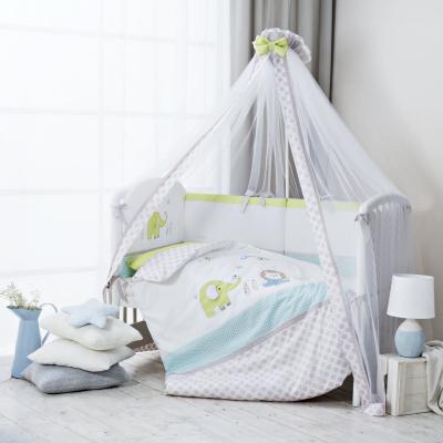 Комплект детского постельного белья Джунгли