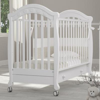 Кроватка на колесиках Джозеппе 120x60