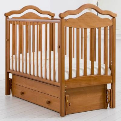 Кроватка Анжелика 120x60 с универсальным маятником