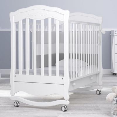 Кроватка-качалка Шарлотта 120x60