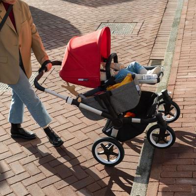 Детская коляска 2 в 1 Bugaboo Donkey 3 Mono ALU
