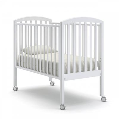 Кроватка на колесиках Дени без ящика 120x60