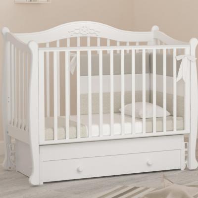 Кроватка Моника 120x60 с универсальным маятником