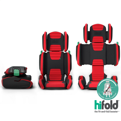 Автокресло HiFold fit-and-fold