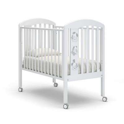 Кроватка на колесиках Макс 120x60