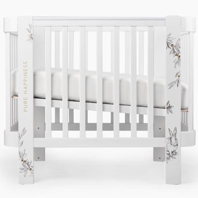 Кроватка-люлька Happy Baby MOMMY LOVE