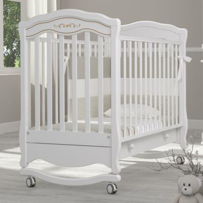 Кроватка-качалка Шарлотта Люкс 120x60