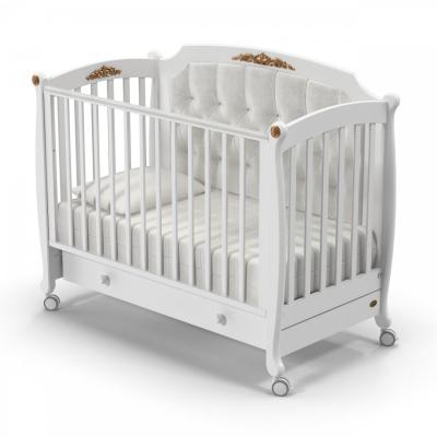 Кроватка на колесиках Furore 120x60