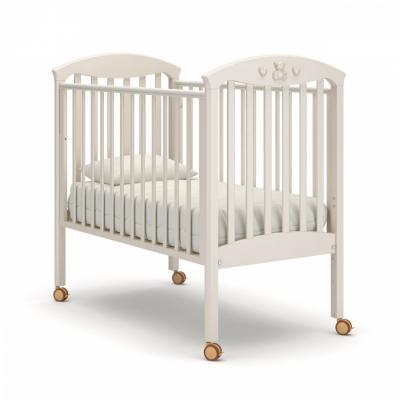 Кроватка на колесиках Марсель 120x60