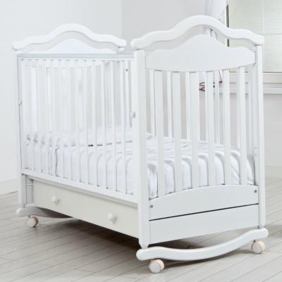 Кроватка-качалка Анжелика 120x60