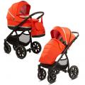 825 Orange red